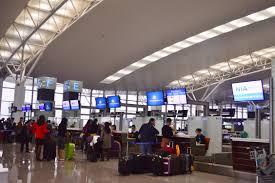 Thủ tục tại sân bay