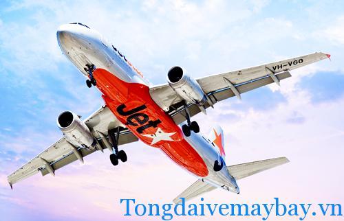 Vé máy bay Jetstar đi Hải Phòng
