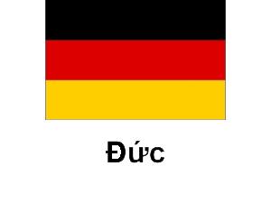 Làm Visa đi Đức