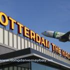 Vé máy bay đi Rotterdam, Hà Lan