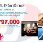 Khám phá vẻ đẹp muôn nơi cùng vé rẻ Malaysia Airlines