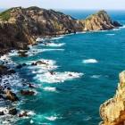 Không thể kìm lòng với con đường ven biển đẹp ngỡ Jeju xứ Hàn