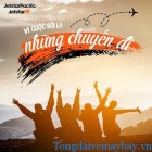 Vé máy bay Jetstar đi Chu Lai