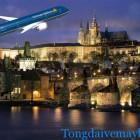 Vé máy bay Vietnam Airlines đi Cộng hòa Séc
