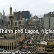 Vé máy bay đi Lagos, Nigieria