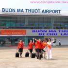 Vé máy bay Buôn Ma Thuột đi Chu Lai