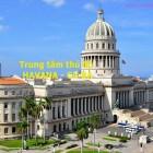 Vé máy bay đi Havana, Cuba