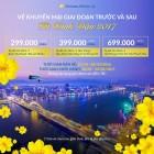 Vé khuyến mại trước và sau tết Đinh Dậu 2017 Vietnam Airlines