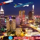 Giá vé máy bay Hà Nội đi Hồ Chí Minh giá rẻ