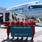Giá vé ưu đãi đi Nhật Cathay Pacific